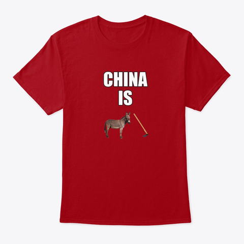 TRDS - China Is Shirt